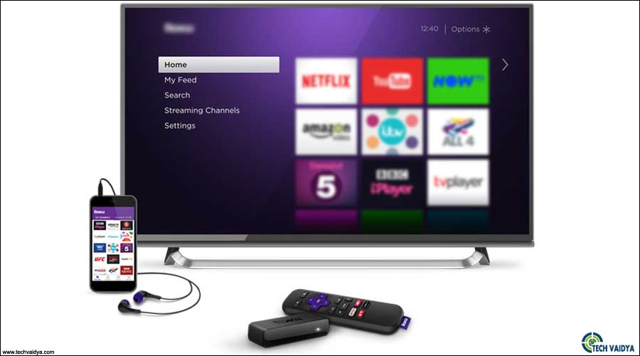 Fix Roku Related