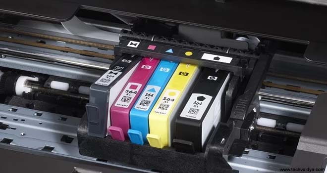 check ink cartridge